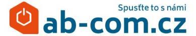 logo firmy: AB COM CZECH, s.r.o