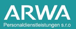 logo firmy: ARWA Personaldienstleistungen s.r.o.