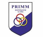 logo firmy: PRIMM bezpečnostní služba s.r.o.