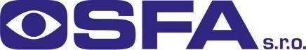 logo firmy: OSFA s.r.o.