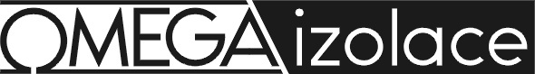 logo firmy: OMEGA izolace, s.r.o.