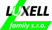 logo firmy: LUXELL family s.r.o.