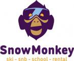 logo firmy: Snowmonkey SKi SNB School and Rental