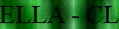 logo firmy: ELLA - CL s.r.o.